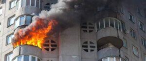 Brand in Mietwohnung - Wer haftet?