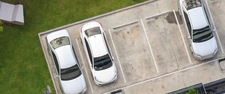Parkplatz - Mietwohnung