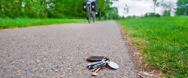 Schlüssel verloren Mietwohnung