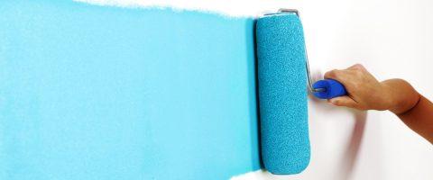 Wand streichen - Vermieter darf Wandfarbe nicht vorschreiben