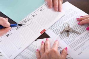 Befristeter Mietvertrag - Zeitmietvertrag