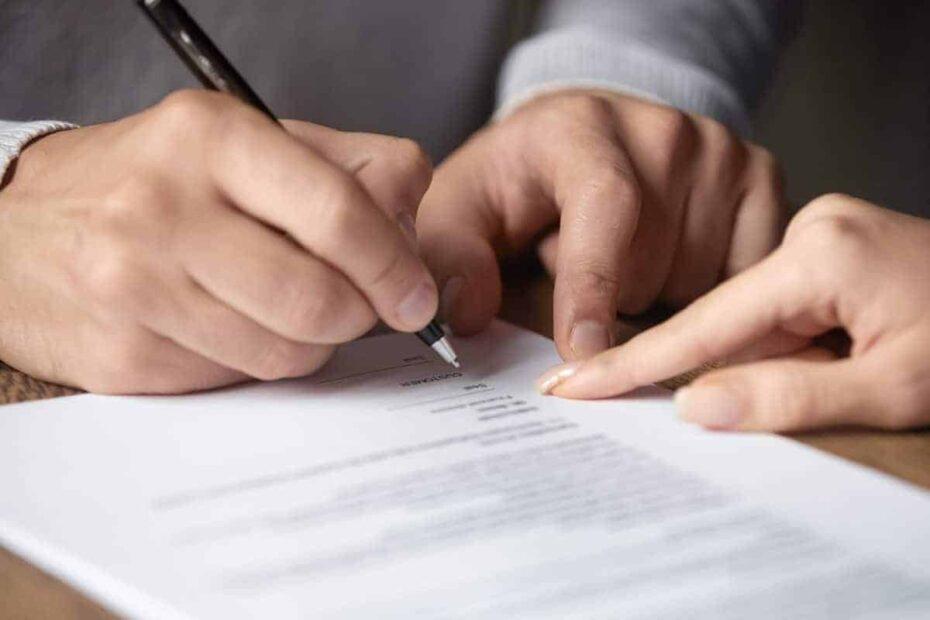 Mietaufgebungsvertrag