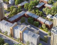 Häuserkomplex
