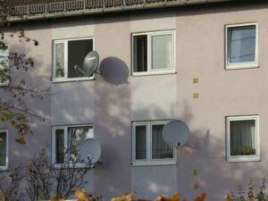 BVerfG: Verbot von Satellitenschüsseln nur nach Interessenabwägung