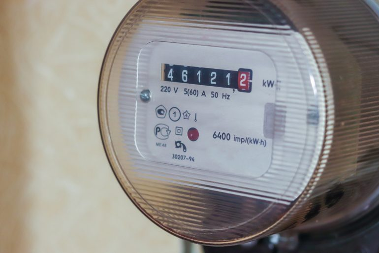 Wasseruhr Zwischenablesung Nebenkosten